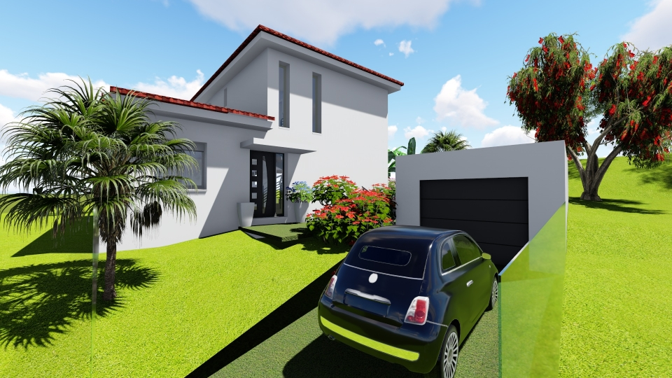 Constructeur de maisons individuelles var sudvilla for Constructeur de maison moderne dans le var